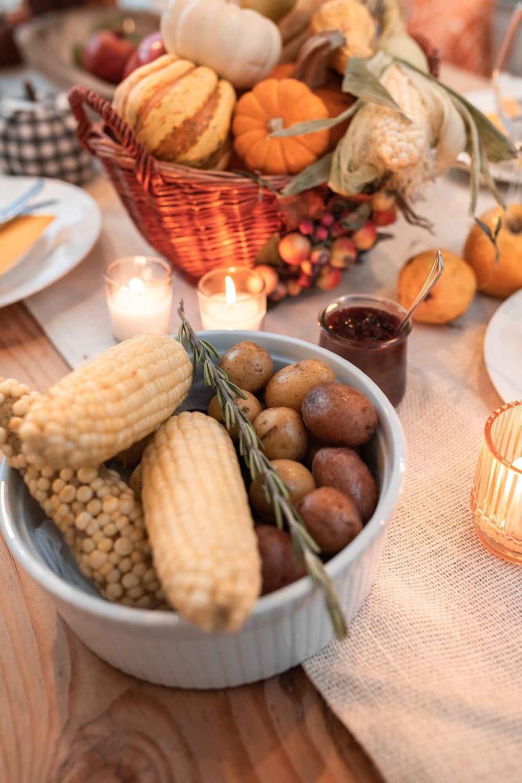 9 inspirierende Dekorationen für dein Thanksgiving Dinner 6