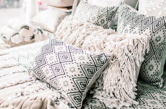 5 Must-Haves für ein kuscheliges Schlafzimmer im Boho-Stil