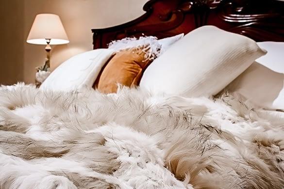 5 Must Haves für ein kuscheliges Schlafzimmer im Boho Stil